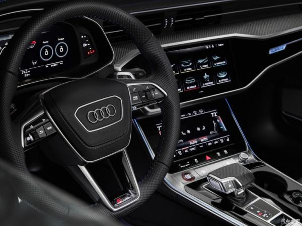 Audi Sport 奥迪RS 6 2021款 RS 6 Avant RS Tribute Edition 美国版